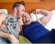 GuyBone: Topher Michels and Chip Young