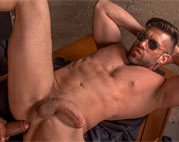 Hung studs Jason Vario and Bruce Beckham fuck