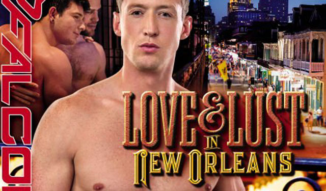 Falcon Studios: Love & Lust in New Orleans