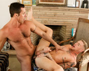 Nick Capra plows Danny Gunn's ass