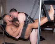 Hairy & Raw: Butch Spencer fucks Damien Kilauea
