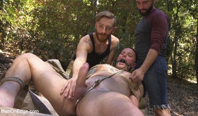 Jackson Fillmore and Sebastian Keys torture Max Cameron