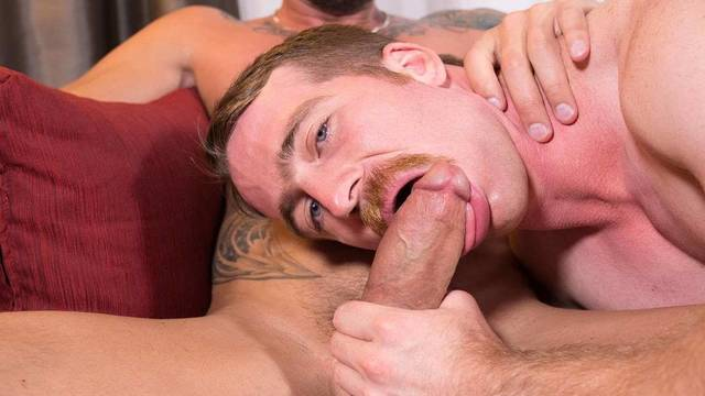 Dolf Dietrich gets fucked by Nate Stetson