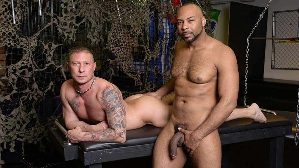 Breed Me Raw: Ray Diesel fucks Tyler Griz