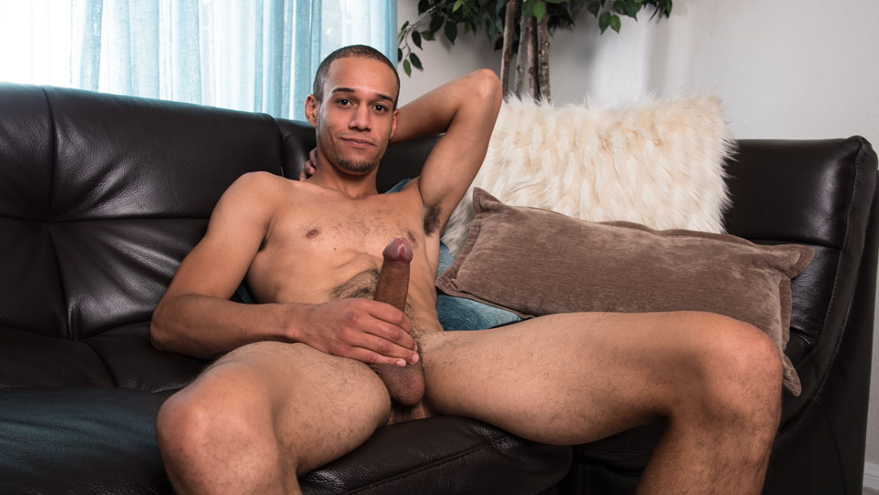 Odin Strokes jerks off for Next Door Studios