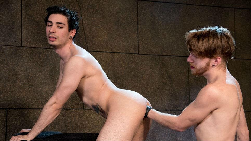 "Luka Sage and Jace Eros in ""Arm-ageddon"""