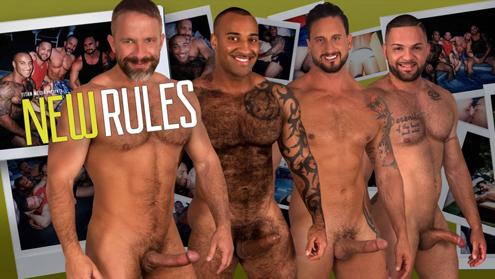 "Full movie trailer: Titan Men's latest movie ""New Rules"""