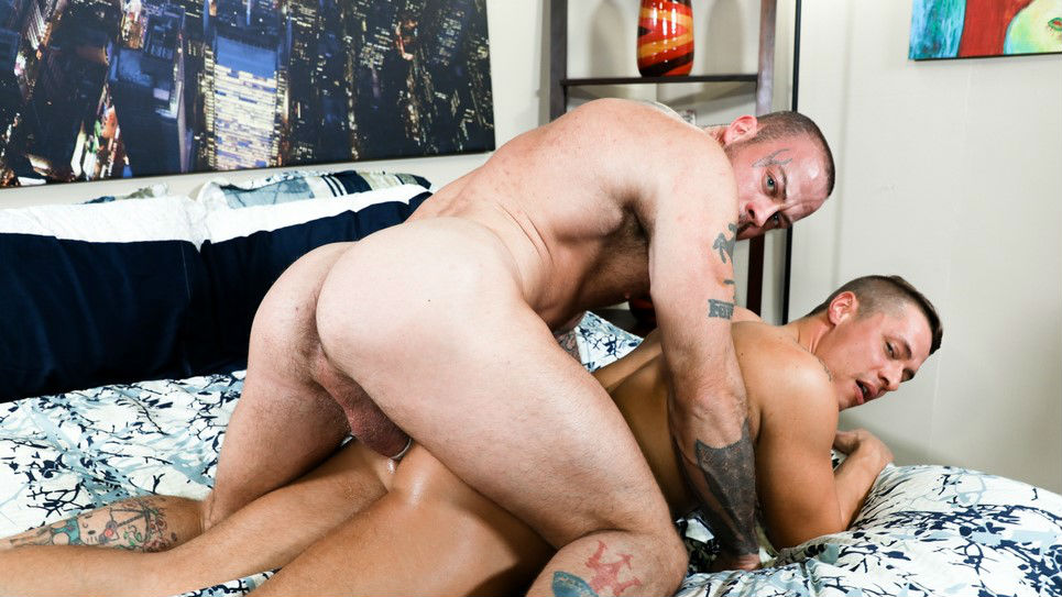 Aston Springs gets pounded by Sean Duran