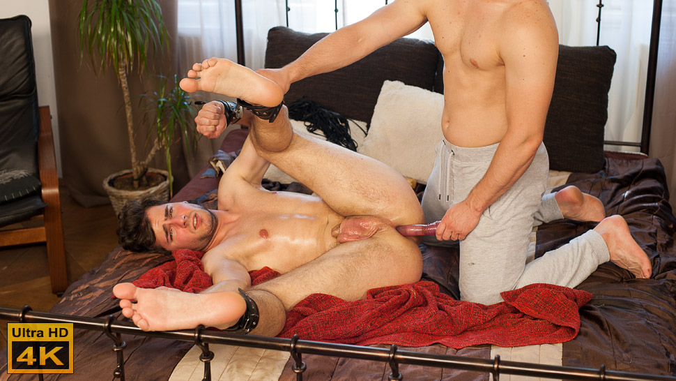 Str8Hell: Igor Zobor restrained, spanked and probed