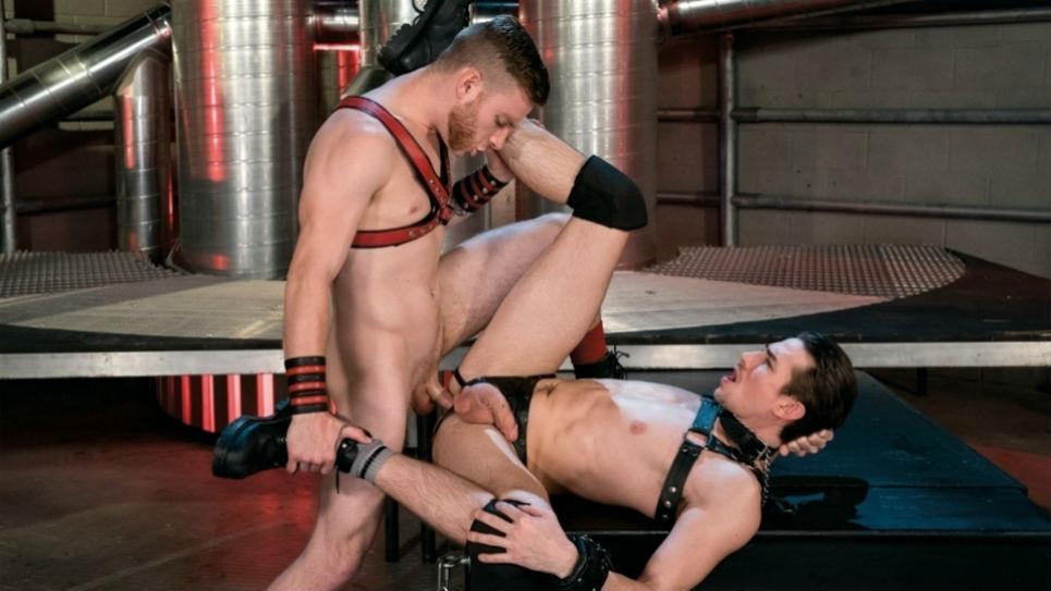 Sebastian Keys keeps pounding Jack Hunter