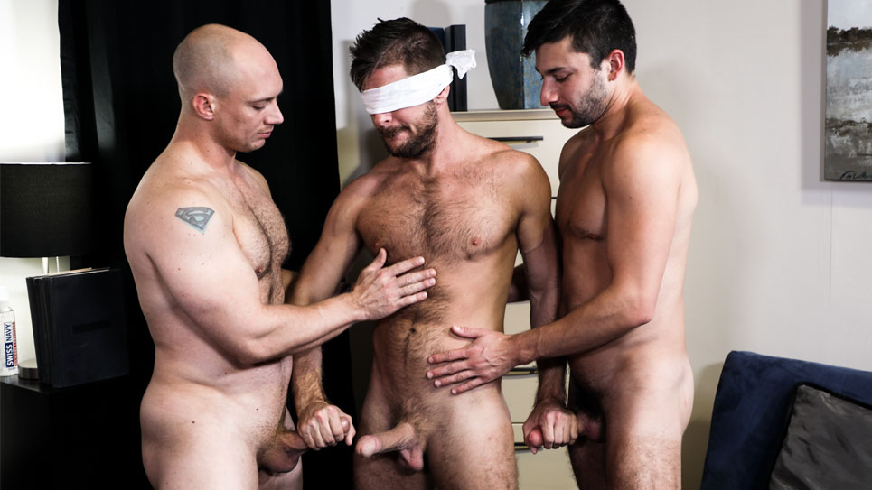John Magnum, Scott Demarco and Jack Andy fuck