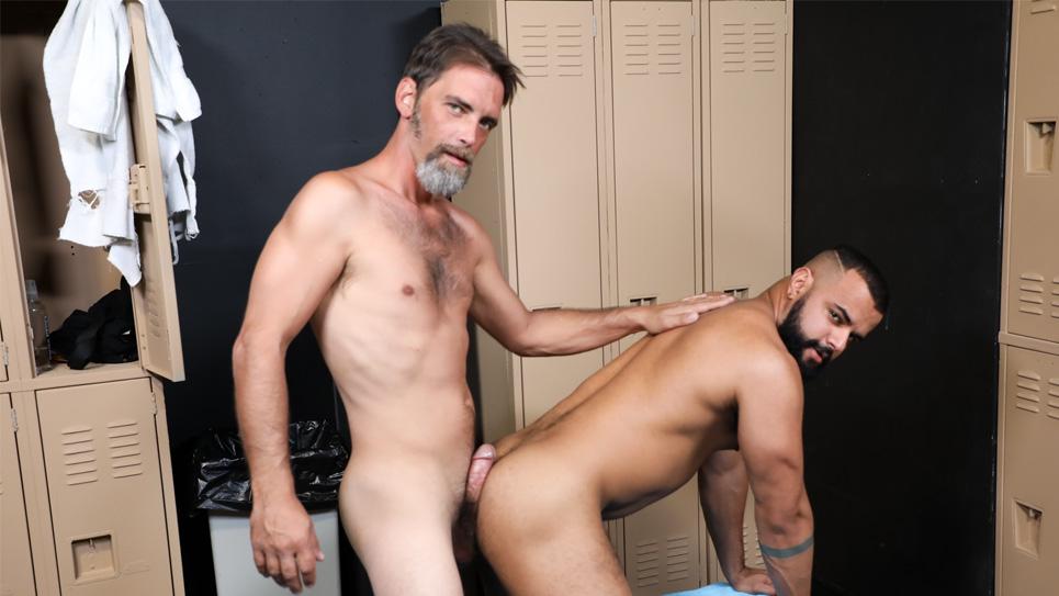 Pride Studios: Joe Parker pounds Tony Orion's ass